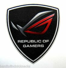 ASUS Republic of Gamers Sticker 30 x 33mm [729]