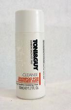 Toni & Guy Cleanse Shampoo for damaged Hair 50ml Reisegröße