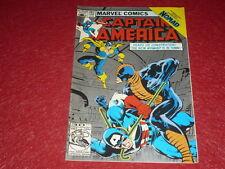 [BD COMICS MARVEL USA] CAPTAIN AMERICA # 282 - 1992 2nd Pr. 1rst app. of Nomad