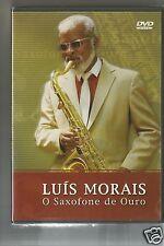 LUÍS MORAIS O SAXOFONE DE OURO AFRICAN MUSIC DVD