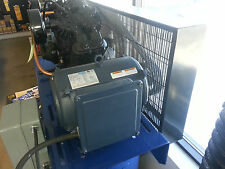 7.5HP 1740RPM 215T 1PH 230V ODP LEESON ELECTRIC COMPRESSOR MOTOR # 140155
