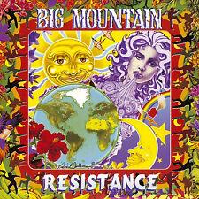 BIG MOUNTAIN - RESISTANCE - CD, 1995
