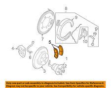 GM OEM Brake-Rear Pads 89026853