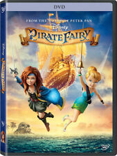 The Pirate Fairy [New DVD] Ac-3/Dolby Digital, Dolby, Dubbed, Subtitled, Wides