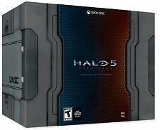 NEW Halo 5: Guardians Limited Collector's Edition (Microsoft Xbox One, 2015)