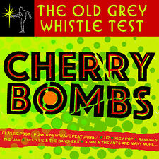 The Old Grey Whistle Test Cherry Bombs Various 3 X CD &