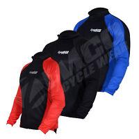 Zimco Winter Cycling Thermal Jacket Fleece Long Sleeve Mountain Bike Jersey 1157