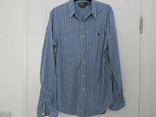 "Polo Ralph Lauren"" ""Camisa De Vestir Talla M 15.5/39 Excelentes Condiciones"
