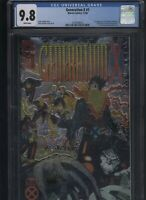 Generation X #1 CGC 9.8 first appearance of Chamber CHRIS BACHALO 1994