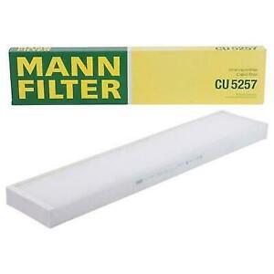 Mann-filter Cabin Filter CU5257 fits FORD AUSTRALIA MONDEO HE 2.0