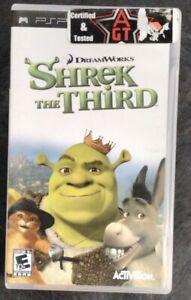Shrek the Third (Sony PSP, 2007)