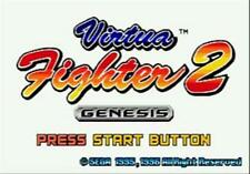 Virtua Fighter 2 - Sega Genesis Game Only