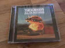 The Subways : All Or Nothing CD (2008)