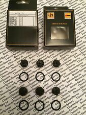 Interpump KIT 1 Black Valves Repair Kit (ws202 ws201 etc valve KIT1)