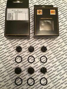 Interpump KIT 1 Black Valves Repair Kit (ws202 ws201 etc valve KIT1)