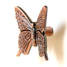 10PCS Butterfly Cabinet Handle Knob Drawer Pull Closet Drawer Door Hardware