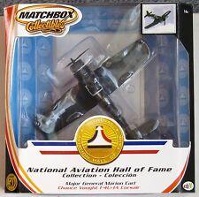 Matchbox Collectibles ~ Chance Vought F4U-1A Corsair ~ Diecast 1:72 ~ Sealed