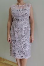 Anthea Crawford Embroided Dress Size 14