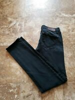 Victoria Secret Pink Black skinny Jeans size 2 R
