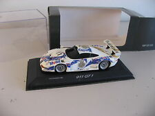 PORSCHE 911 GT1 Le Mans Dealer Only Item NOS by Minichamps 1:43 996 993