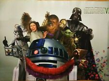 Star Wars Mardi Gras Celebration VI / 6   print poster