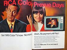 8/1968 TV Guide (GET  SMART/DON ADAMS/NAM JUNE PAIK/BARBARA FELDON/JOHNNY CARSON