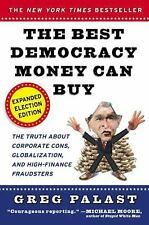 The Best Democracy Money Can Buy, Greg Palast, Good Condition, Book