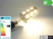 G6,35/GY6,35 LED Stiftsockel-Zylinder - 18x SMDs - 230Lm 10-30V - warm-white