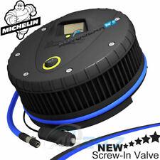 NEW Michelin 12259 12v Plug in Car Digital Tyre Inflator Air Compressor Pump