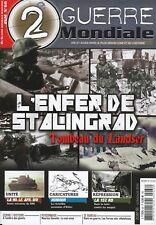 2ème GUERRE MONDIALE, L'ENFER DE STALINGRAD, TOMBEAU DU LANDSER, N° 66