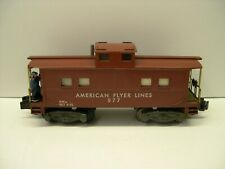 977 American Flyer Action Caboose [Lot B12-F4]