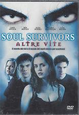 Dvd **SOUL SURVIVORS ♦ ALTRE VITE** nuovo 2002