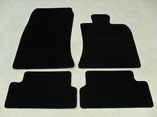 BMW Mini ONE COOPER 2001 - 2006 Tailored BLACK Car Floor Mats Carpets 4pc Set