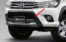 TOYOTA HILUX REVO M70 M80 2016-17 FRONT BUMPER GUARD COVER FOR 4X4 ONLY