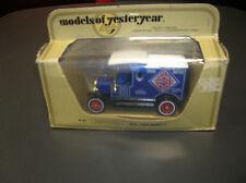 collector FORD MODEL T matchbox en boite port gratuit!!!!