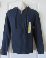 Tehama Full Zip Hoodie w/ Media Zip Pocket  4 colors Men's Sz M-XXL NWT MSRP$59