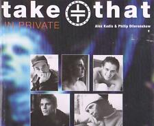 Take That  in Private by Alex Kadis Hardback . near new condition
