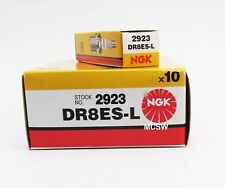 10 x DR8ES-L NGK Spark Plugs  CT110 plus other Hondas