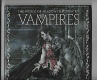 Vampires World of Shadows Illustrated 2011 Heavy Metal HC VF+ ISBN 9781935351399