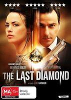 Last Diamond DVD Berenice Bejo - Yvan Attal - RARE FRENCH MOVIE - ENGLISH SUBS