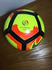Nike Pitch Ciento Copa America Soccer Ball Volt/TotalOrange/Black Sz-5 Sc290 702