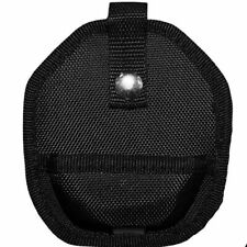 """Nylon Handcuff Carrying Case with Metal Snap to Hold Cuffs Fits 2"""" Belt Loop NEW"""