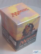ULTRA PRO PRO DECK BOX Huatli, Warrior Poet IXALAN CARD BOX FOR 100 MTG CARDS