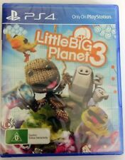 Little Big Planet PS4 New Sealed
