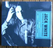 JACK WHITE Acoustic Recordings 1998-2016 2 CD DigiPack NEW & SEALED Stripes