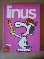 LINUS n°56 1969  B.C. di Johnny Hart  - CREPAX  [G425] BUONO