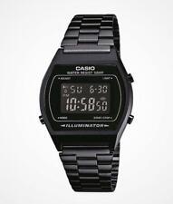 Casio B640wb-1bef Mens Collection Black Steel Bracelet Watch
