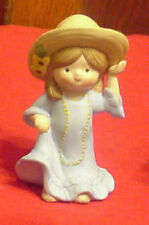 Enesco Country Cousins Sarah Dressed in Mom Clothes