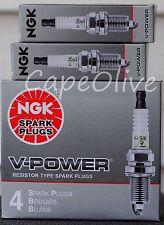 6 PCS - NGK 2756 V Power Spark Plugs (BKR6E-11)