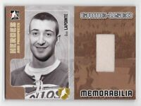 2005-06 ITG Heroes Prospects Jersey Guy Lapointe